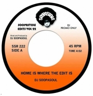 Home Is Where The Edit Is (7インチシングルレコード)