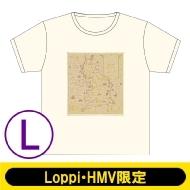 寿美菜子 10th記念Tシャツ(L)【Loppi・HMV限定】