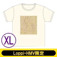寿美菜子 10th記念Tシャツ(XL)【Loppi・HMV限定】