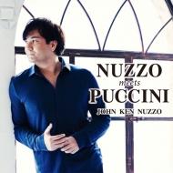 Nuzzo meets Puccini〜歌曲集 ジョン・健・ヌッツォ、河原忠之