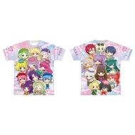 フルグラフィックTシャツ / Pripara Friendship 2020 パラダイストレイン!