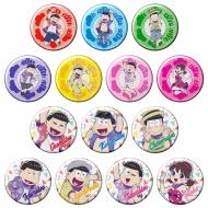 トレーディング缶バッジ(全14種のうち、ランダム1種)/ おそ松さん おかえりニートたち!6つ子とトト子のスペシャルパーティー