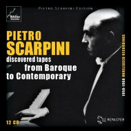 ピエトロ・スカルピーニ・エディション2〜バロックからコンテンポラリーまで(12CD)
