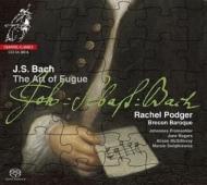 『フーガの技法』 レイチェル・ポッジャー、ブレコン・バロック(特別価格限定盤)
