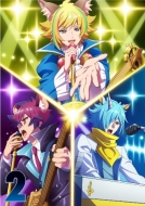 TVアニメ「SHOW BY ROCK!!STARS!!」第2巻