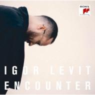 Igor Levit: Encounter-j.s.bach, Brahms, Reger, Feldman