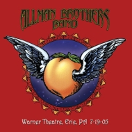 Warner Theatre Erie Pa 7-19-05 (2CD)