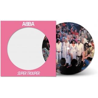 Super Trouper (ピクチャーディスク仕様/7インチシングルレコード)