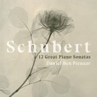 12の偉大なピアノ・ソナタ集 ダニエル=ベン・ピエナール(5CD)