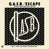 Escape (RYUHEI THE MAN ELEGANT DISCO RE-EDIT)/ Escape (THE SOUND OF THE MAN RE-EDIT)(7インチシングルレコード)