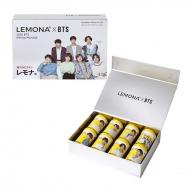 LEMONA × BTS SPECIAL PACKAGE(2g×30包入×8缶入)※賞味期限2022年8月