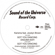 Got You Dancing -diguma Edit-(7インチシングルレコード)