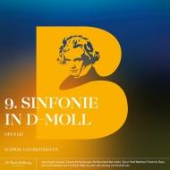 交響曲第9番『合唱』 ルドルフ・ルッツ&バッハ財団管弦楽団、バッハ財団合唱団