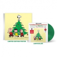 Charlie Brown Christmas (+Poster)(グリーン・ヴァイナル仕様/アナログレコード)
