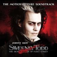 スウィーニー トッド: フリート街の悪魔の理髪師 Sweeney Todd: The Demon Barber Of Fleet Street オリジナルサウンドトラック (アナログレコード)