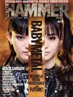 METAL HAMMER JAPAN Vol.4【表紙:BABYMETAL】[リットーミュージックムック]