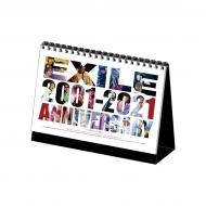 EXILE 2021 カレンダー / 卓上