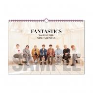 FANTASTICS 2021 カレンダー / 壁掛け