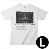 LIVE×ONLINE PHOTO-T / EXILE THE SECOND / Lサイズ