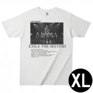 LIVE×ONLINE PHOTO-T / EXILE THE SECOND / XLサイズ