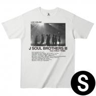 LIVE×ONLINE PHOTO-T / 三代目 J SOUL BROTHERS / Sサイズ