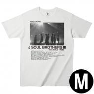 LIVE×ONLINE PHOTO-T / 三代目 J SOUL BROTHERS / Mサイズ