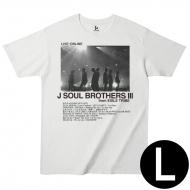 LIVE×ONLINE PHOTO-T / 三代目 J SOUL BROTHERS / Lサイズ