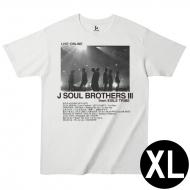 LIVE×ONLINE PHOTO-T / 三代目 J SOUL BROTHERS / XLサイズ