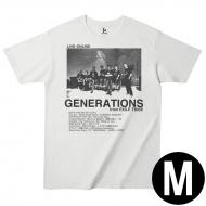 LIVE×ONLINE PHOTO-T / GENERATIONS / Mサイズ