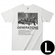 LIVE×ONLINE PHOTO-T / GENERATIONS / Lサイズ