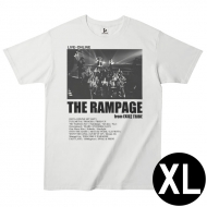 LIVE×ONLINE PHOTO-T / THE RAMPAGE / XLサイズ
