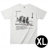 LIVE×ONLINE PHOTO-T / BALLISTIK BOYZ / XLサイズ