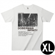 LIVE×ONLINE PHOTO-T / DOBERMAN INFINITY / XLサイズ