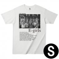 LIVE×ONLINE PHOTO-T / E-girls / Sサイズ