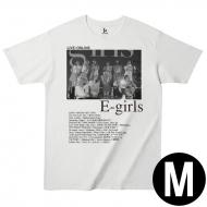 LIVE×ONLINE PHOTO-T / E-girls / Mサイズ