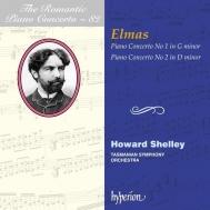 ピアノ協奏曲第1番、第2番 ハワード・シェリー、タスマニア交響楽団