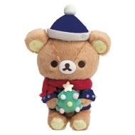 クリスマスぬいぐるみ(リラックマ / 2020年ver.)