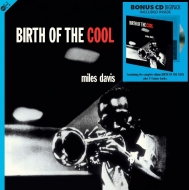 Birth Of The Cool (+CD)(180グラム重量盤レコード/GROOVE REPLICA)