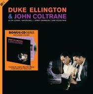 Duke Ellington & John Coltrane (+CD)(180グラム重量盤レコード/GROOVE REPLICA)