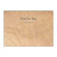 5 For You タイベックマルチケース