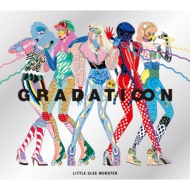GRADATI∞N【初回生産限定盤A】(+Blu-ray)