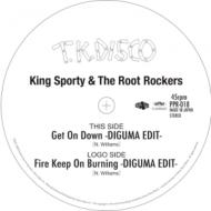 Get On Down -diguma Edit / Fire Keep -diguma Edit-