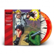 コミックス・ゾーン Comix Zone オリジナルサウンドトラック (スプラッター・カラーヴァイナル仕様/2枚組アナログレコード)