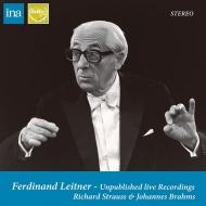ブラームス:交響曲第1番、R.シュトラウス:ティル・オイレンシュピーゲル フェルディナント・ライトナー&フランス国立放送管弦楽団(1960年ステレオ)