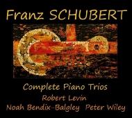 ピアノ三重奏曲全集 ロバート・レヴィン、ノア・ベンディックス=バルグリー、ピーター・ワイリー(2CD)