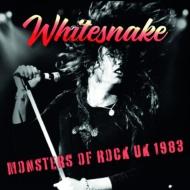 Monsters Of Rock Uk 1983