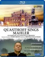 マーラー:亡き子をしのぶ歌、R.シュトラウス:ツァラトゥストラはかく語りき、他 トーマス・クヴァストホフ、ズービン・メータ&シュターツカペレ・ドレスデン