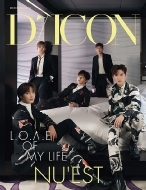 Dicon vol.6  NU'EST写真集『L.O.Λ.E OF MY LIFE』JAPAN EDITION