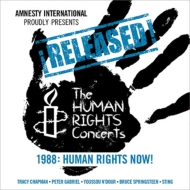 Released! The Human Rights Concerts 1988: Human Rights Now! (2CD)【デジパック】