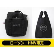 BAYFLOW ECO BAG SET BOOK BLACK【ローソン・HMV限定】